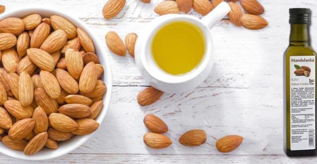 Mandľový olej - ak túžite po vláčnej pleti, krásnych vlasoch či hladkej pokožke tvári nemusíte míňať peniaze za drahé kozmetické prípravky.