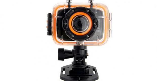 Akčná športová vodotesná digitálna kamera 5 e5968bda91f