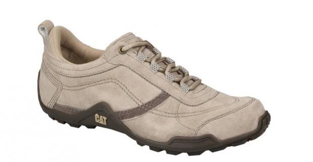 94686caaae Pánska kožená vychádzková obuv. Elegantné velúrové kožené tenisky značky  CATERPILLAR