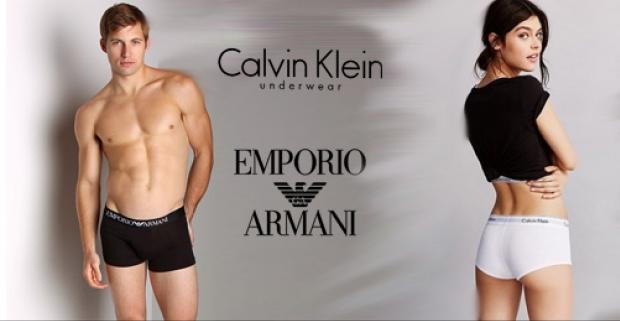 b0fc014d53 Dámske alebo pánske spodné prádlo značky Calvin Klein…