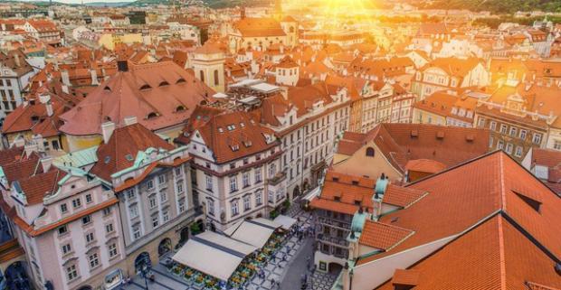 Pobyt pre dvoch v perle strednej Európy s ubytovaním len kúsok od historického centra v príjemne zariadenom 3* hoteli City Club Praha.