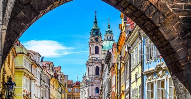 Čarokrásna Praha má vždy čo ponúknuť! Spoznajte ju aj vy počas pobytu pre dvoch v hoteli Brixen*** len 500 m od Václavského námestia.