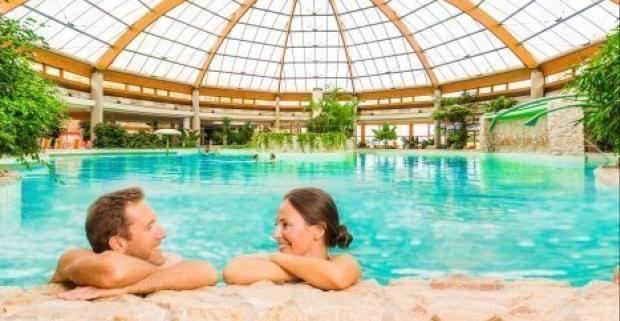 Jedinečný nový hotel Gotthard Therme Hotel & Conference ****, v ktorom môžete prežiť veľa zábavy, radosti a luxusom zariadené priestory.