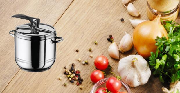Varte rýchlo a šetrne s tlakovým hrncom. Zvládnete si pripraviť chutné a zdravé jedlá, bez toho aby ste museli pri sporáku stáť pol dňa.