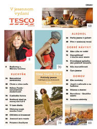 5. stránka Tesco letáku