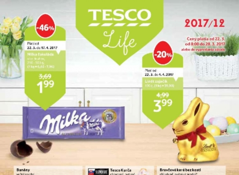Tesco - Malé hypermarkety