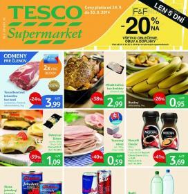 Tesco - supermarket