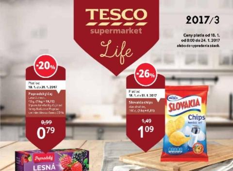 Tesco - Supermarkety