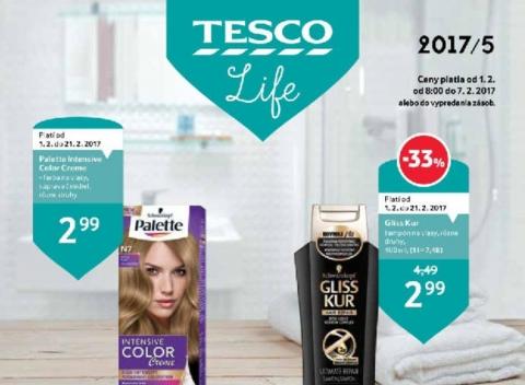 Tesco - Hypermarkety