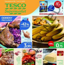 Tesco - supermarket