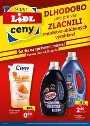 24. stránka Lidl letáku