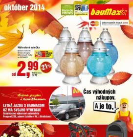 bauMax - Október 2014
