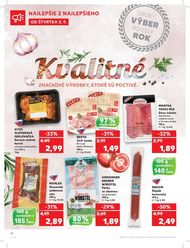 14. stránka Kaufland letáku