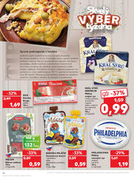 18. stránka Kaufland letáku