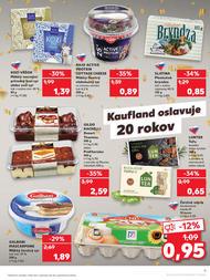 9. stránka Kaufland letáku