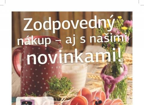 Kaufland - K-Classic novinky