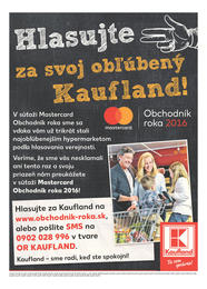 29. stránka Kaufland letáku