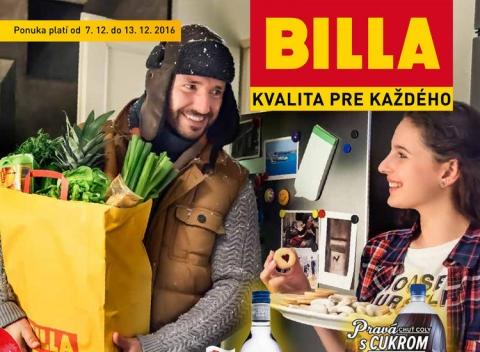 Billa - Presne podľa mojej chuti