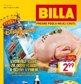 Billa - Podľa mojej chuti