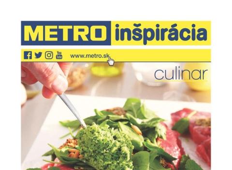 METRO - Culinar