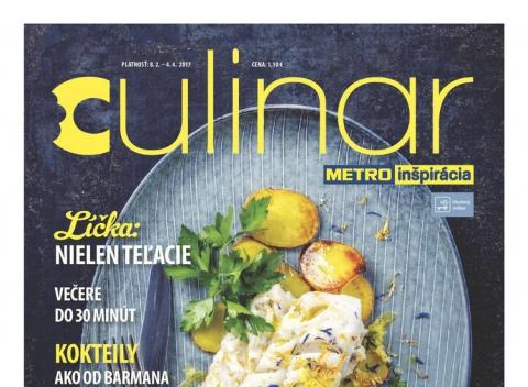 Metro - Culinar - Treska v najlepšej forme