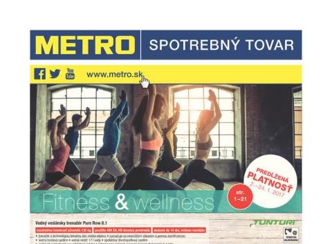 Metro - Spotrebný tovar