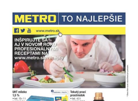 Metro - To najlepšie