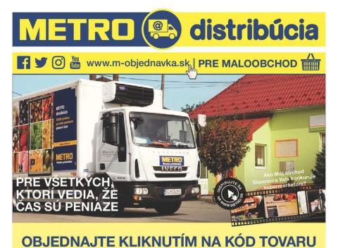 Metro - Maloobchod Distribúcia