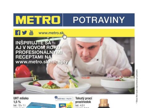 Metro - Potraviny