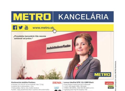 METRO - Kancelária