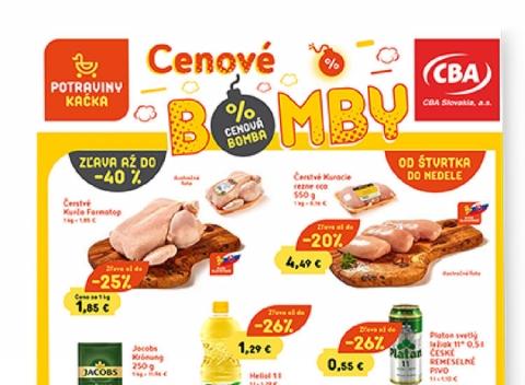 CBA - Cenové bomby