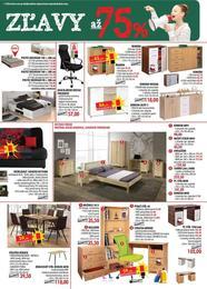 3. stránka IDEA nábytok letáku