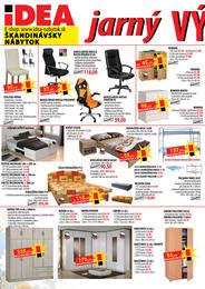2. stránka IDEA nábytok letáku