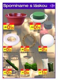 4. stránka Carrefour letáku