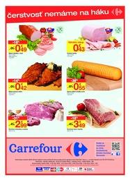 12. stránka Carrefour letáku
