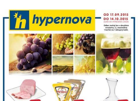 Hypernova - Víno