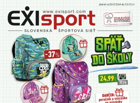 Exi sport August 2014