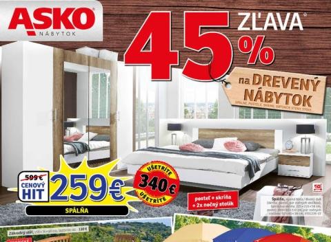 Asko nábytok - Poprad a Prievidza