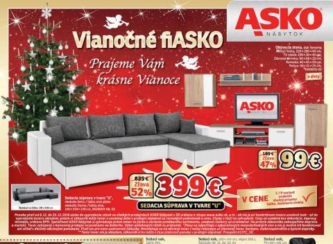 Asko nábytok - shop a pre pobočky Bratislava, Košice, Nitra, Trenčín, Poprad a Prievidza