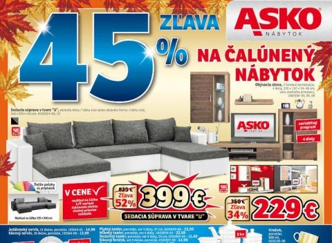 Asko nábytok - Poprad, Prievidza