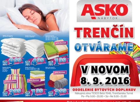 Asko nábytok - Trenčín