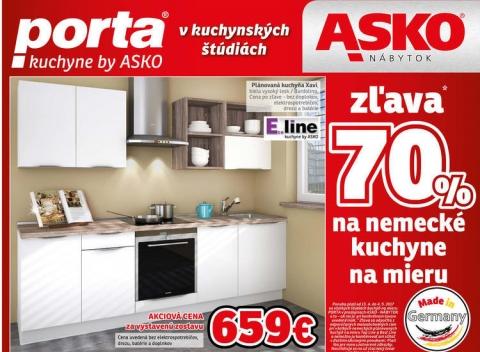 Asko nábytok - Bratislava, Košice, Nitra, Trenčín, Poprad, Prievidza