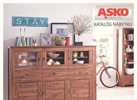 Asko nábytok - Katalóg nábytku