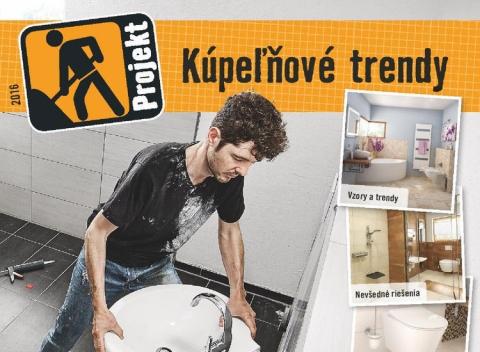 Hornbach - Kúpeľňové trendy