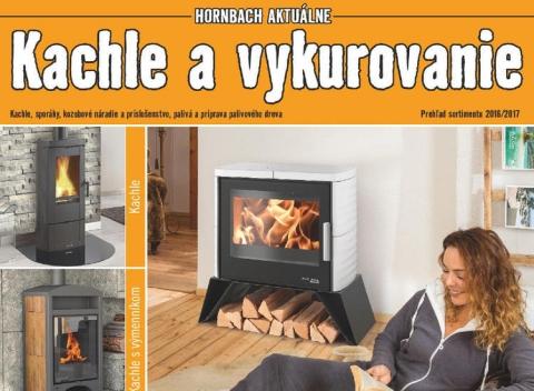 Hornbach - Kachle a vykurovanie