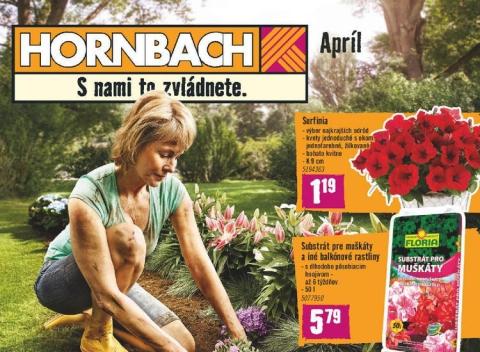 Hornbach - Záhrada volá