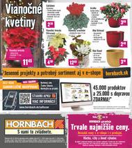 17. stránka Hornbach letáku