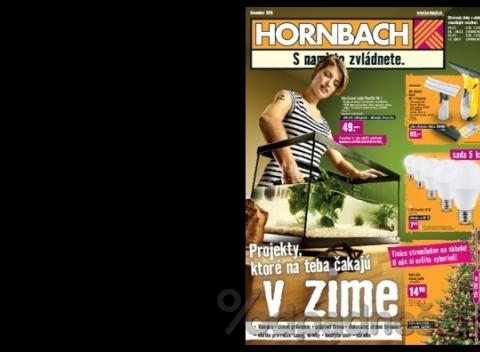 Hornbach - S nami to zvládnete