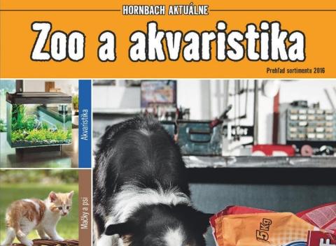 Hornbach - Zoo a akvaristika