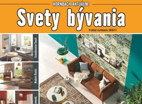 Hornbach - Svety bývania